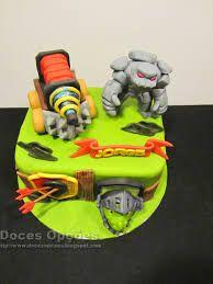 Resultado de imagen de clash royale cake