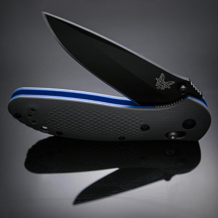 The Benchmade Griptilian Folding Knife