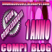 Sogni e Coccole: Buon Compleanno Sogni & Coccole piu' Blog Candy!!!...