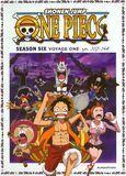 One Piece: Season Six - Voyage One [2 Discs] [DVD], 1437262