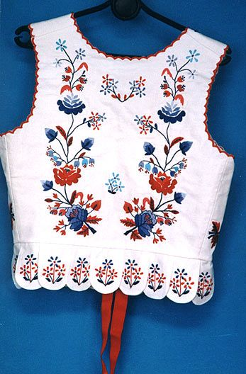Wedding vest, Polish traditional dress