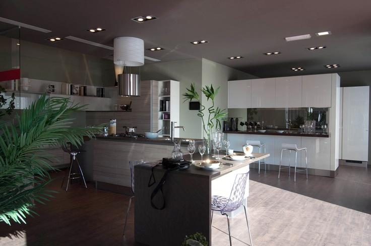 Cucine Scavolini cucine scavolini merate : Scavolini Store Taranto | Scavolini Store - Italia | Pinterest
