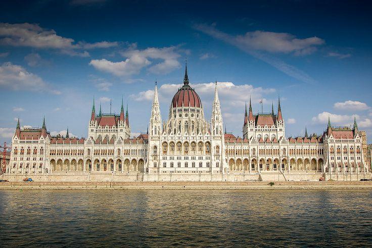 Pariliamnet Building Budapest