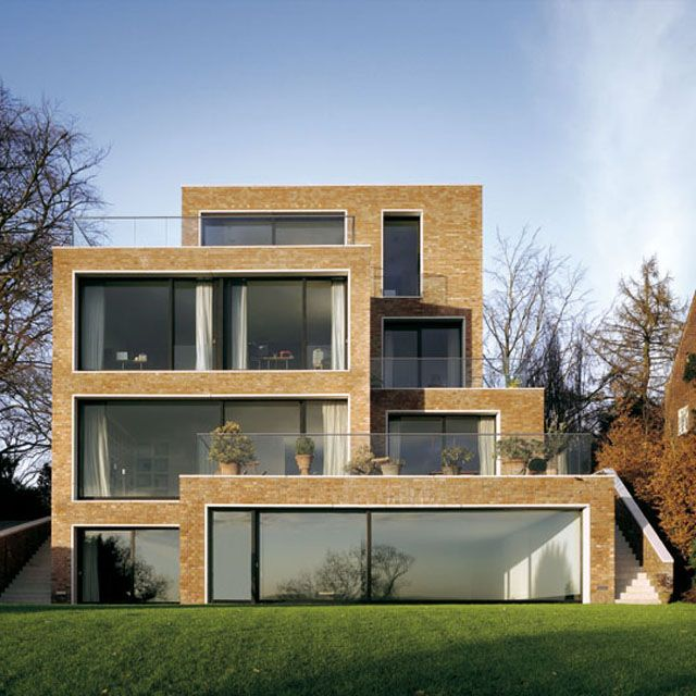 David Chipperfield Private House In Blankenese Hamburg