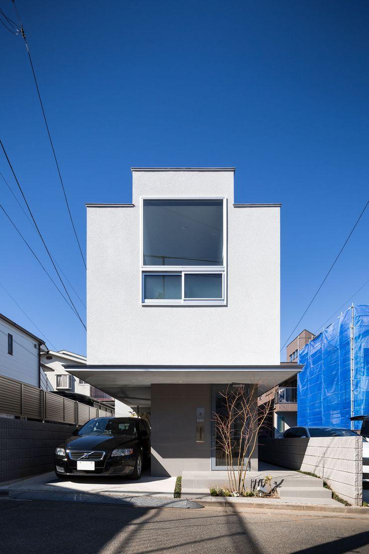Headcorn minimalist house - Form Kouichi Kimura Architects Yoshihiro Asada Adorable House