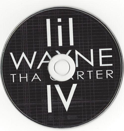 Lil Wayne Tha Carter IV 2011 CD Professionally Cleaned