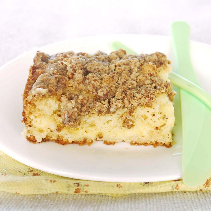 The Best Coffee Crumb Cake Recipe With The Most Crumbs