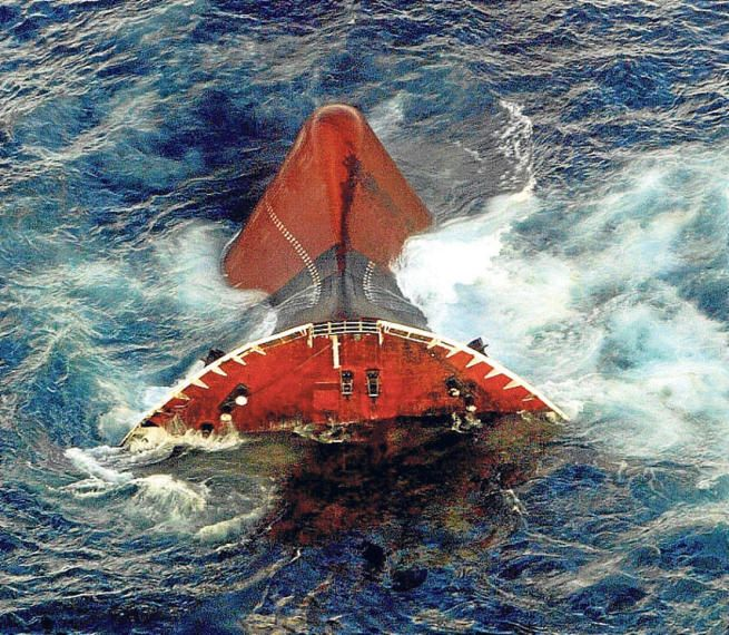 Los grandes naufragios de la historia - LasProvincias.es. Foto 1 de 7