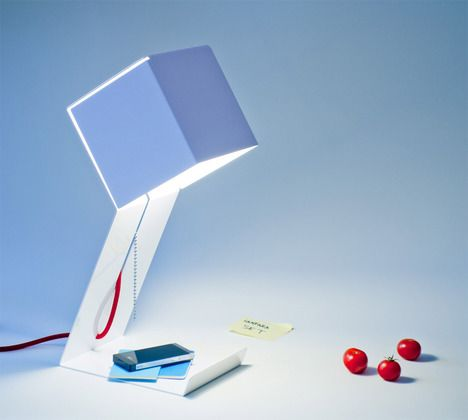 Set lamp by salioli studio with a simple and elegant design looks cute