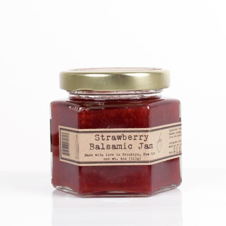 Anarchy in a Jar | Strawberry Balsamic Jam !