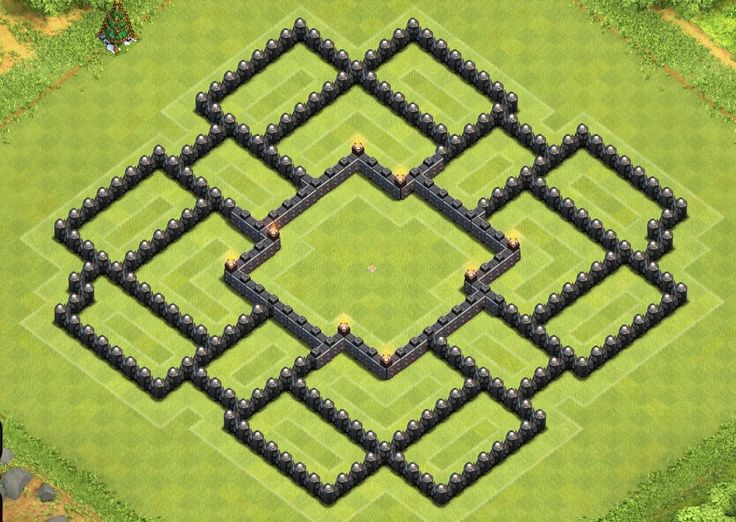 Clash of Clans - Tow