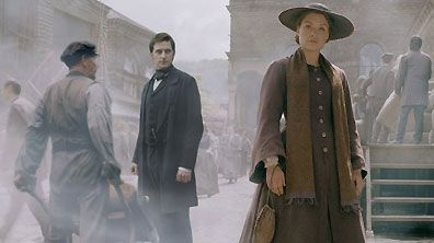 BBC's North and South based on the novel by Elizabeth Gaskell