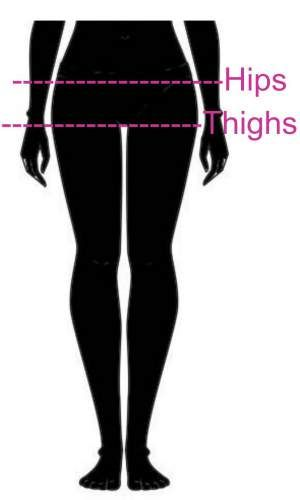 Curved hips - what's your Body Type  #curved hips #body type quiz  http://www.style-yourself-confident.com/body-type-quiz.html
