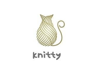 """""""Knitty"""" by Miroslav Vujovic Graforidza"""