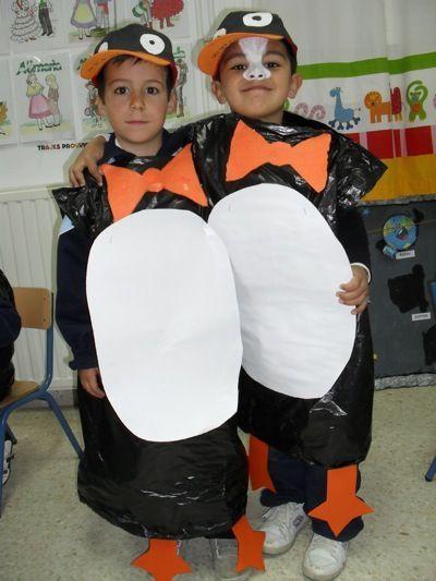 Bildergebnis für pinterest verkleden in pinguin