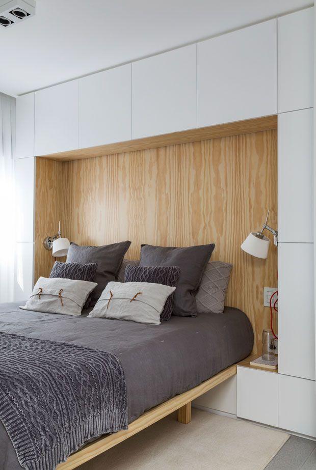 Estilo escandinavo inspira décor de apartamento pequeno em SP