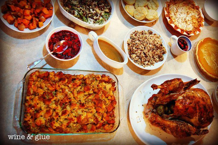 World's Best Turkey Recipe | The greatest brining recipe you will ever try! via www.wineandglue.com