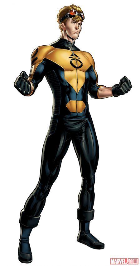 Cannonball in Marvel: Avengers Alliance