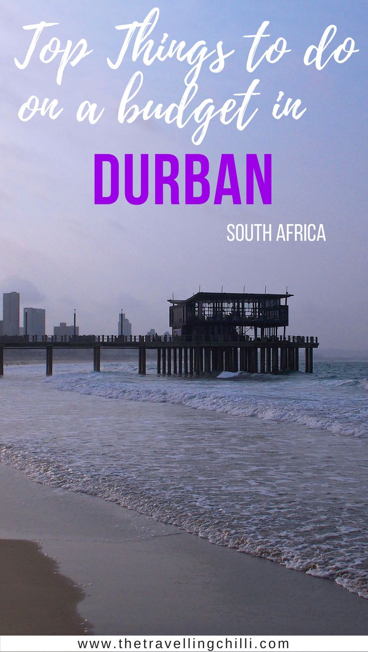 Best things to do in Durban South Africa on a budget | Best things to do in Durban under R100 | South Africa | Activities to do in Durban for free | Activities to do in Durban under R100