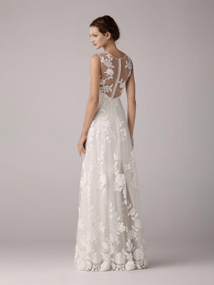 Suknia Anna Kara Arya White - Młoda I Moda