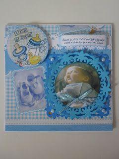 Přání na přání: Gratulace k narození chlapečka