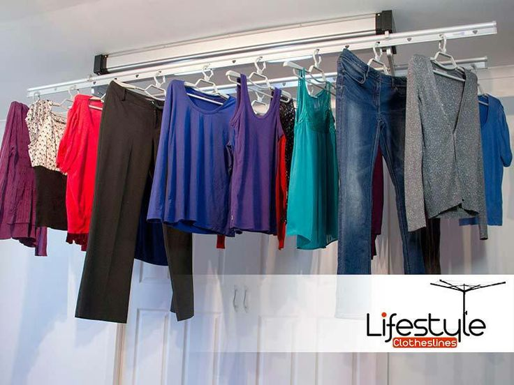 10 best retractable clotheslines images on pinterest. Black Bedroom Furniture Sets. Home Design Ideas