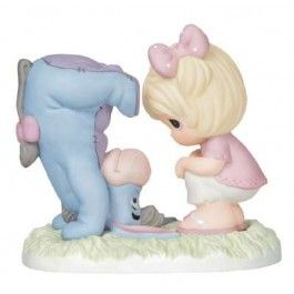 Some Days Have Their Ups And Downs - Disney - Figurines - Precious Moments