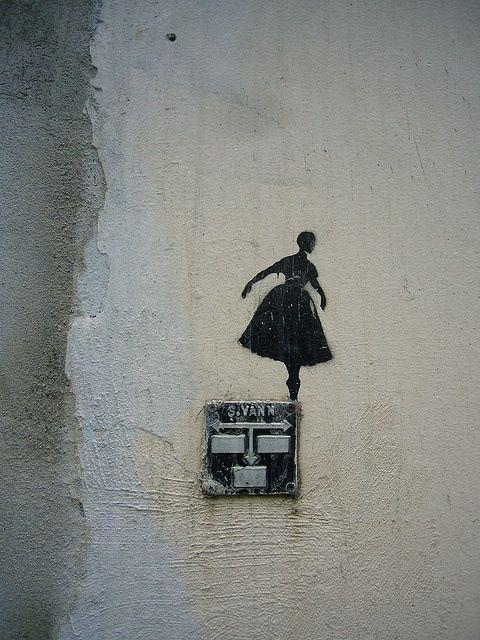 Street art, Bergen #streetart