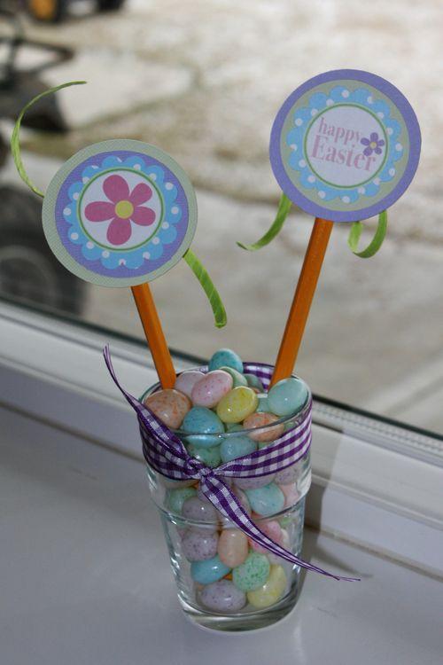 Teacher Easter Gift: Holidays Crafts, Gift Ideas, Easter Crafts, Easter Gift, Ideas Gifts Crafts, Teacher, Craft Ideas, Holiday Crafts Decorating, Easter Ideas