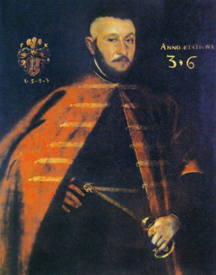 Пётр Краеўскі 1583 г.