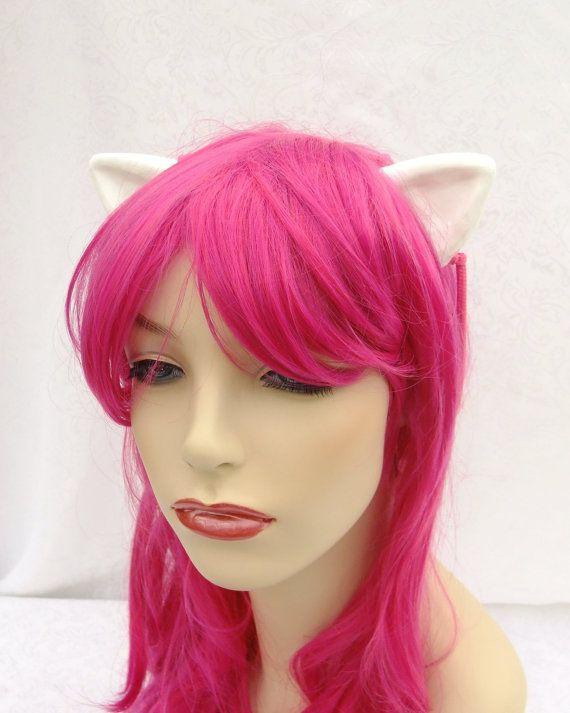 Diclonius Horns Elfen Lied Nyuu Nana Lucy by RuthNoreDesigns, $17.00 #etsy #mlp #my #little #pony #elf #ears #cat #dog #bear #elf #horns #costume #halloween
