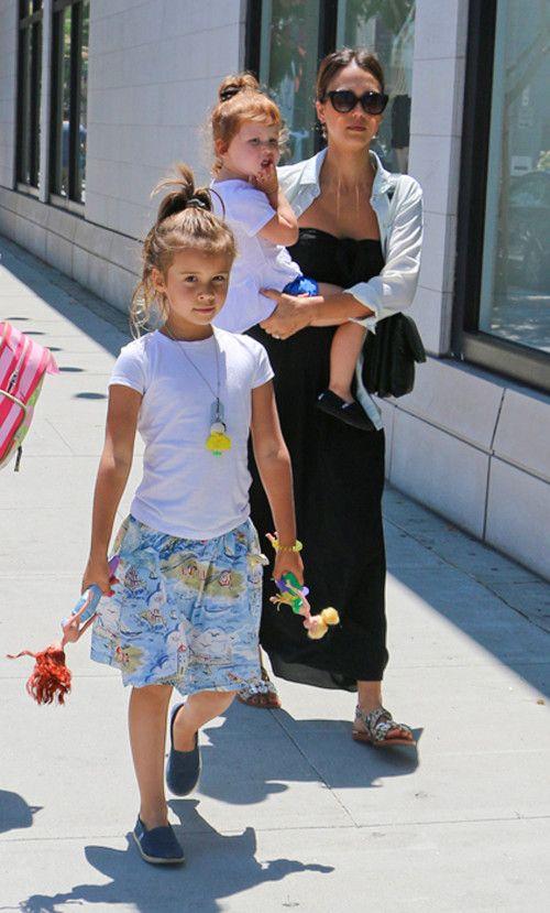 Celebrity babies ella wahlberg age