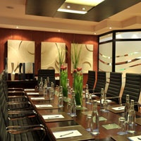 Protea Hotel Midrand offers an Executive Boardroom that can seat up to 12 delegates , 2 additional Boardrooms that can seat 14 delegates each and an Executive Office that can seat up to 6 delegates, for smaller meetings.