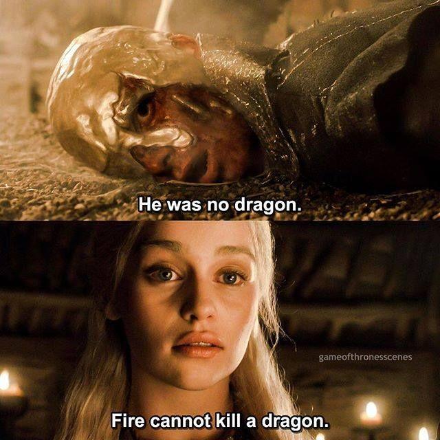 Game of Thrones - Viserys & Daenerys Targaryen