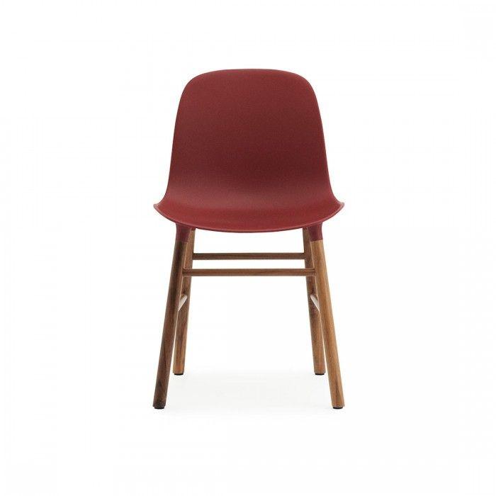 Sedia Form senza Braccioli by Normann Copenhagen