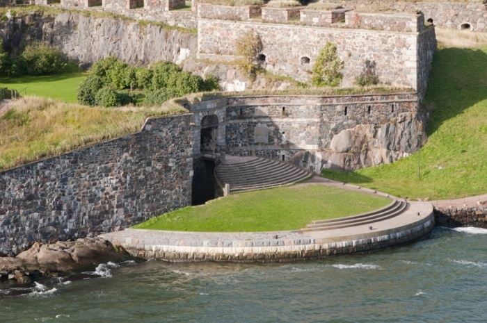 The Fortress of Suomenlinna