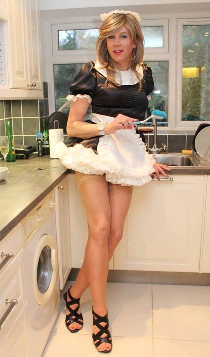 Apologise, but, Wife french maid costume