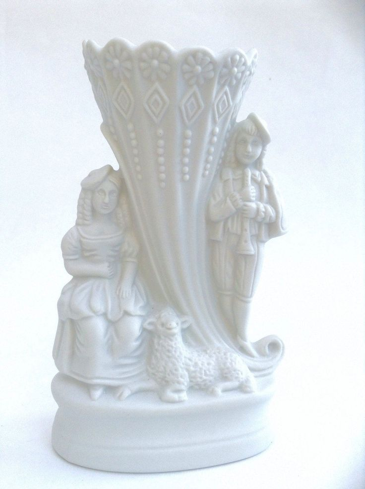 A personal favourite from my Etsy shop https://www.etsy.com/uk/listing/515838307/portmeirion-parian-ware-vase-arcadia