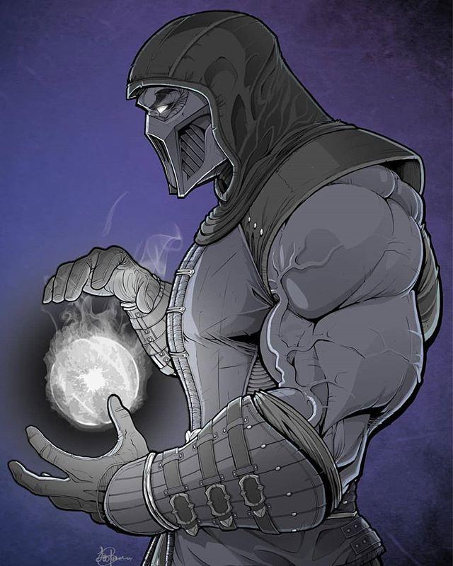 Mk Noob Noob Saibot Mortal Kombat Art Mortal Kombat Comics