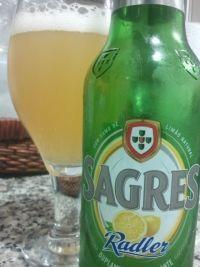 Sagres Radler  País: Portugal  Empresa: Sagres Cerveja  Tipo de elaboración: Industrial | Portugal - Industrial  Tipo: Shandy
