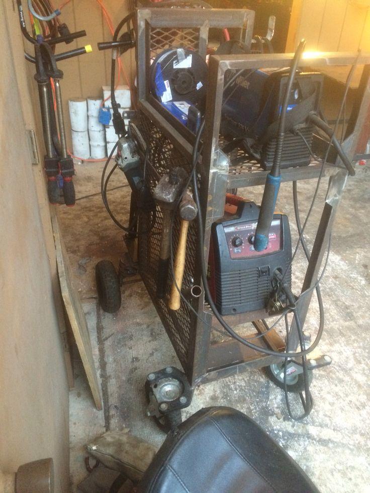 welding cart ideas 7 best welder cart ideas images on pinterest welding cart