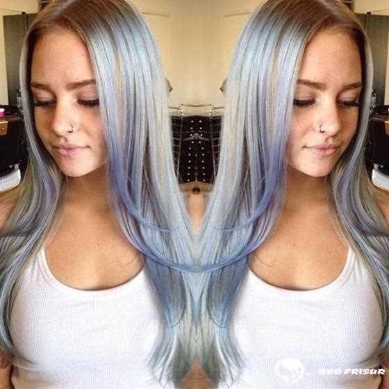 10 atemberaubende graue Haarfarbe Ideen und Stile 2019-2020 – Long Bob Frisuren – #Bob #Farbe #Frisuren #Grau #Haar