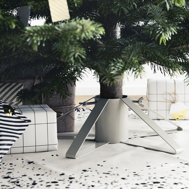 Ferm Living Tree Stand | Remodelista http://www.remodelista.com/posts/6-best-christmas-tree-stands-of-2014