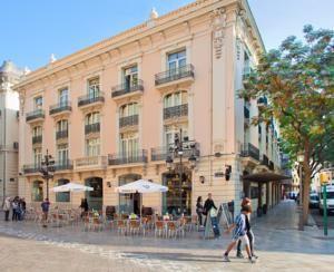 SH Ingles Boutique Hotel, Valencia, Spain