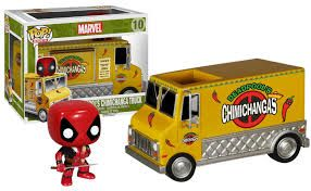 Résultats de recherche d'images pour «deadpool's chimichanga truck»