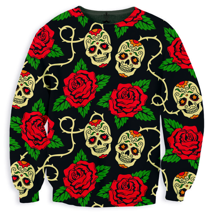 Roses of death