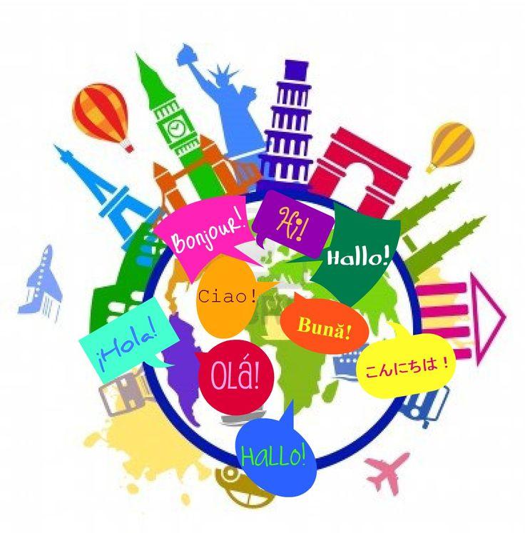 Meu sonho é ser fluente em inglês, francês, italiano e espanhol!!! <3