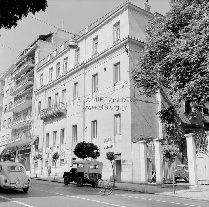 ΚΤΙΡΙΑ και ΔΡΟΜΟΙ: Στο κέντρο της Αθήνας