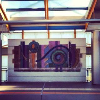 Metro art, Athens