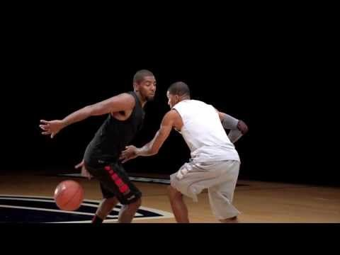 Nike Pro Answers   Kyrie Irving   The Ball Spin - YouTube